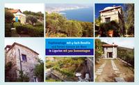 Kapitalanlage mit Vierfach-Rendite und Feriengenuss am Meer in Ligurien