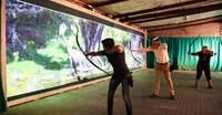 XING Köln: Bogenschießen wie im Jurassic Park