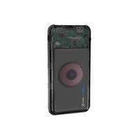 Transparenz wird großgeschrieben: Powerbank Wireless Discover von XLayer mit Induktionsladefläche und durchsichtigem Gehäuse ab sofort verfügbar