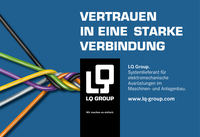 Neues Anzeigenmotiv für LQ Group