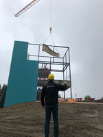 Indoor Skydiving Germany Group started installation of new wind tunnel at the Modern Activity Center in Oslo
