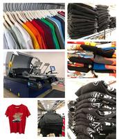 Experten für digitalen Textildruck - Shirt-King