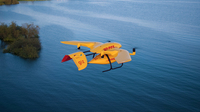 Wingcopter developes parcel drone for DHL
