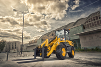 Yanmar Construction Equipment Europe launches the V65, its newest 4.2 t compact wheel loader, which will complete its existing 6 models line-up.