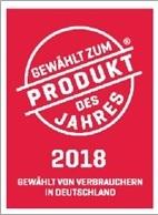 Produktreihen Cellularline Tetra Force® und Extreme Cables in Deutschland zum Produkt des Jahres gewählt