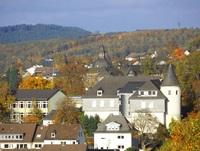 Siegerland:  Herbst zur Kinderzeit in den 1950ern
