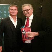 Pioniere der Welt in Mönchengladbach - CSA Redner David Coulthard und Mark Gallagher zu Gast in Mönchengladbach