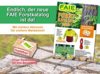Der neue FAIE Forstkatalog ist DA!