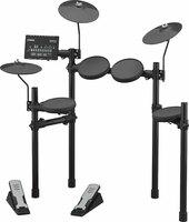 Yamaha DTX402 Serie bietet drei Modelle mit unschlagbaren Features für angehende Drummer