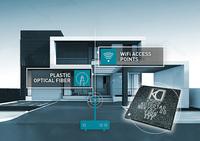 KDPOF Elevates Wi-Fi Mesh Beyond 100 Mbps