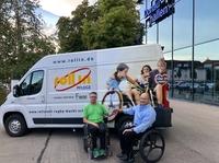 Rollstuhl-Rugby: Grundl Leadership Institut fördert Inklusions-Projekt