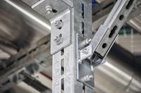 Mit Gelenkverbindern Konstruktionen stabilisieren
