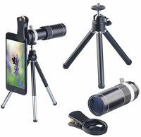 Somikon Vorsatz-Tele-Objektiv 20x CVL-200.tel
