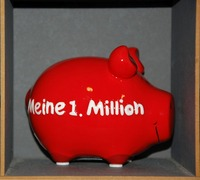 Sparschweinsparen für Kinder und Junggebliebene: So wird etwas daraus!