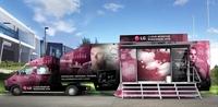 LG Cloud Monitor Roadshow 2018 gestartet: Mit Volldampf in die Wolke!