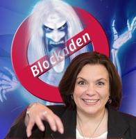 Christine Hofmann  -  auf der 1. Speaker-Cruise der Welt