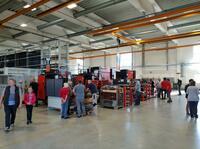 Blechbearbeitung live erlebt - Tag der offenen Tür bei Rehm BlechTec