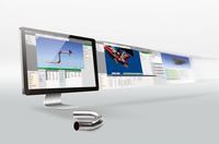 Software für verbesserte Rohrbearbeitungs-Prozesse