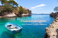 A fantastic holiday on the island Majorca in the Mediterranean Sea