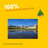 Tipps für Weihnachtsfeiern in Karlsruhe und der Region