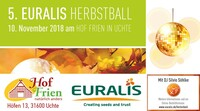 Herbstball am 10.11.2018 in Uchte EURALIS