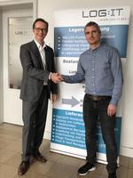 LOG:IT und Identpro kooperieren bei der Lager-Digitalisierung