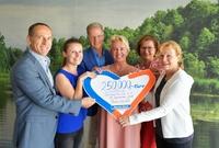 Sparda-Bank München spendet 250.000 Euro an bedürftige Senioren