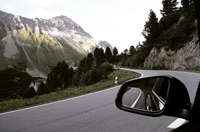 Fahren auf Bergstrassen - Tipps und Regeln