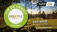 TIPP OIL erstmalig auf dem gesamten Deutschen Markt erhältlich