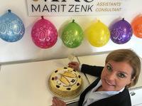 Das Unternehmen Marit Zenk feiert Zehnjähriges und überrascht mit Angeboten