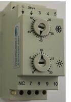 2-Kanal-Thermostat für optimale Regelung thermoelektrischer Kühlgeräte