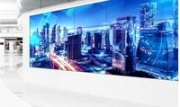 Panasonic präsentiert individuell anpassbare Multi-Touch-Videowall