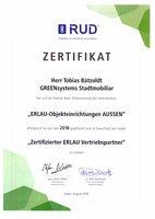 GREENsystems und ERLAU wollen ihre Zusammenarbeit ausbauen