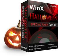 Digiarty Software bietet Halloween Gutscheine mit 75% Rabatt