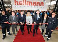 Neuer Hellmann-Standort mit Leuchtturmcharakter in Bielefeld eröffnet