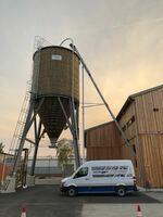150 0000 Tonnen Streusalz: Schaufel oder Förderschnecke