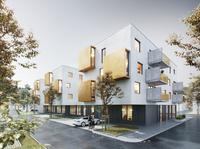 Strenger Bauen und Wohnen entwickelt architektonischen Blickfang in Kirchheim unter Teck