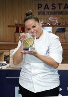 Pasta World Championship 2018: US-Amerikanerin Carolin Diaz ist Barillas neue Master of Pasta
