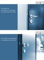 Der Markt für Außentüren und Innentüren in Deutschland