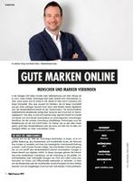 Gute Marken Online gehört zu den wichtigsten Start-Ups der Digitalbranche