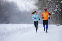 Joggen im Winter - Verbraucherinformation der DKV