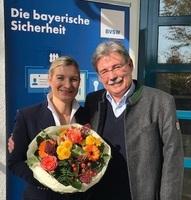 Caroline Eder wird neue Geschäftsführerin beim BVSW