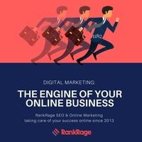 RankRage SEO bietet Kunden maßgeschneiderte Online Marketing Lösungen