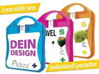 Individuelle Erste-Hilfe Sets mit der MyKits Serie von Adizz