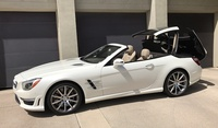 SmartTOP Verdecksteuerung für Mercedes-Benz SL mit zahlreichen neuen Funktionen