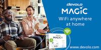 devolo Magic ist da! Für das beste WLAN und ein magisches Interneterlebnis im ganzen Zuhause