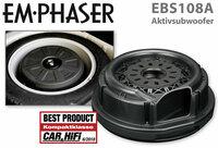 Best Product - EMPHASERs Reserverad Aktivsubwoofer EBS108A