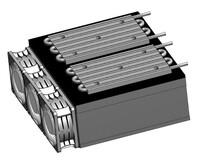 Kompakte Flüssigkeitskühlung mittels Thermoelektrik