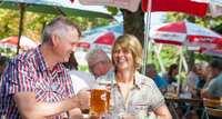 Chiemgau, Weißwurst, Senf und Bier