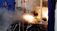 Brände durch Lithium-Akkus nehmen zu